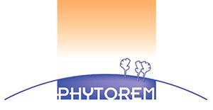 Логотип французской компании Phytorem