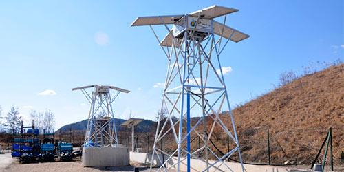 Насосная установка NSP Solar Pump в Мозамбике