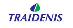 Логотип литовской  компании Traidenis