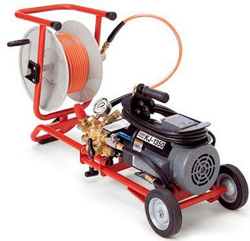 Профессиональная гидродинамическая машина с электрическим приводом.