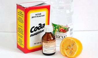 Сода, уксус и лимон. Народные средства для прочистки канализации, которые есть на кухне у каждого.